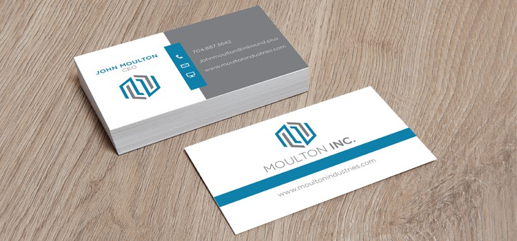 Top Tips For Professional Business Cards