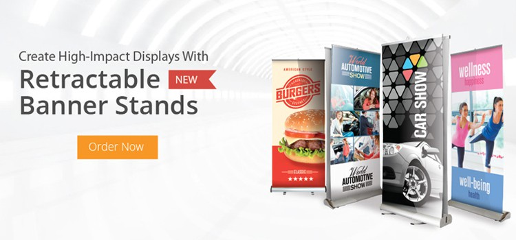 GotPrint Retractable Banners