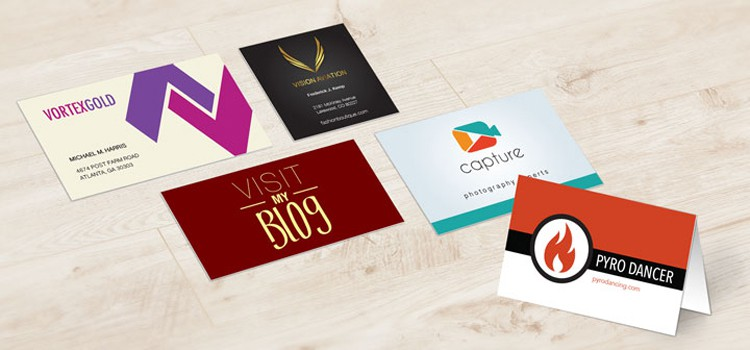 5 Most Por Business Card Sizes