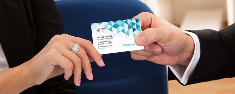 5 Tips On Business Card Etiquette In The Usa Gotprint Blog