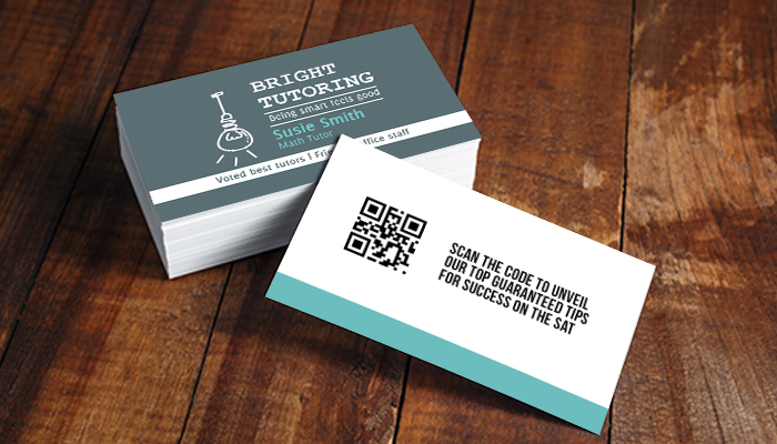 What to put on the back of a business card gotprint blog referral cards reheart Images