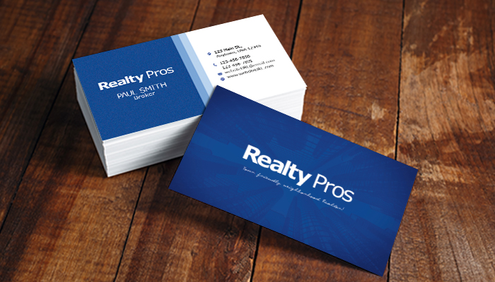Free Real Estate Business Card Templates PSD PDF GotPrint Blog - Got print business card template