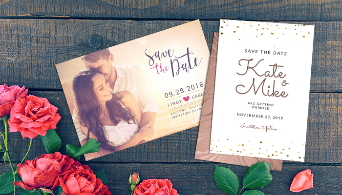 GotPrint Save the Dates