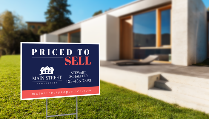 GotPrint Real Estate Yard Signs