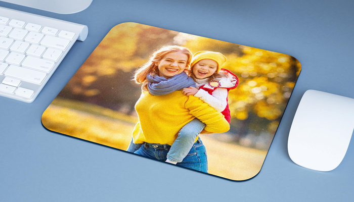 GotPrint Photo Mouse Pads