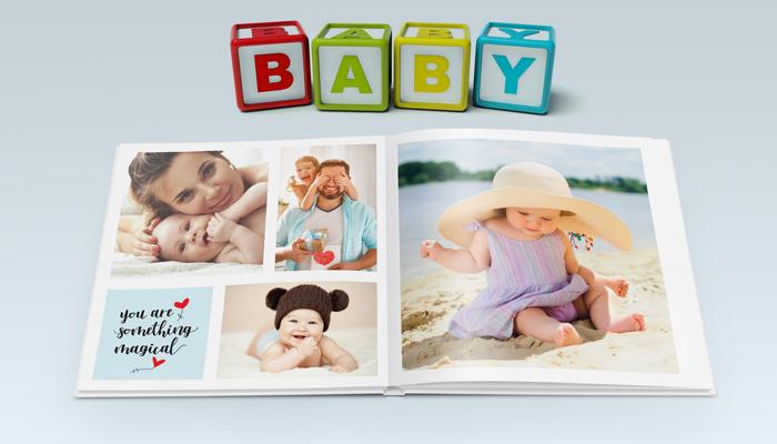 GotPrint Baby Photo Books