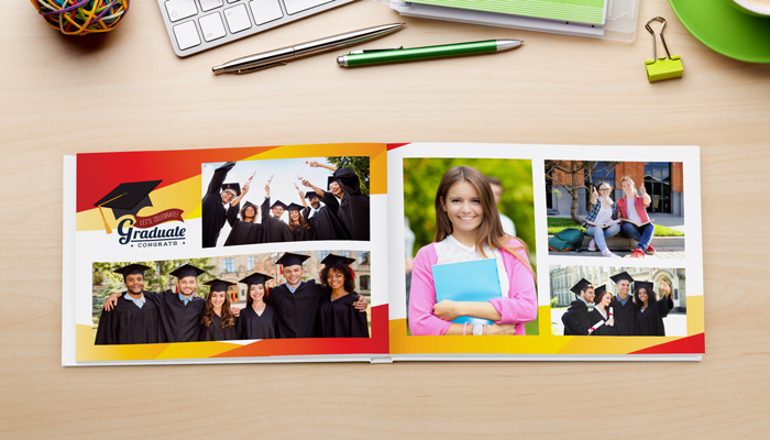 GotPrint Graduation Photo Books