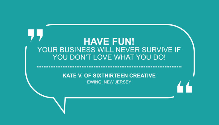 Kate V. SixThirteen Creative