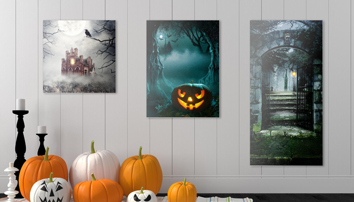GotPrint Halloween Wall Art