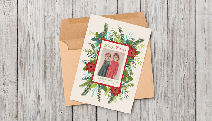 GotPrint Photo Holiday Card
