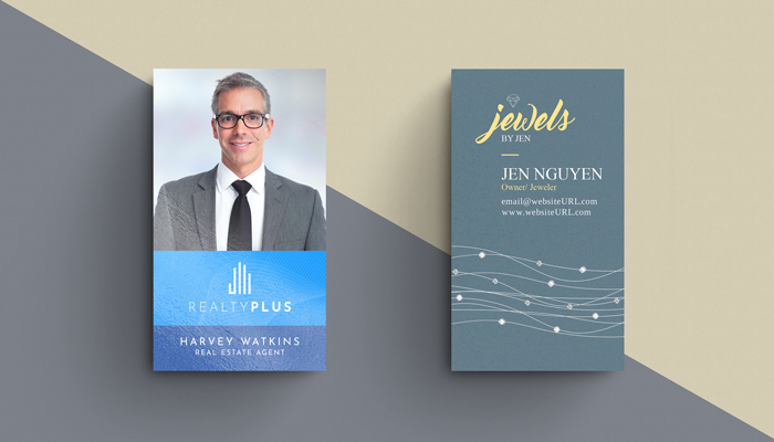 Matte Vs Glossy Business Cards