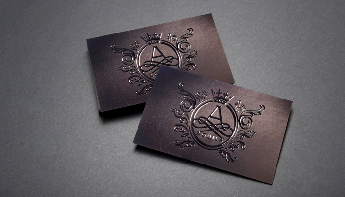 GotPrint Raised UV Business Cards