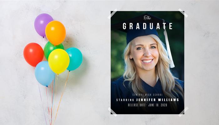 GotPrint Graduation Poster