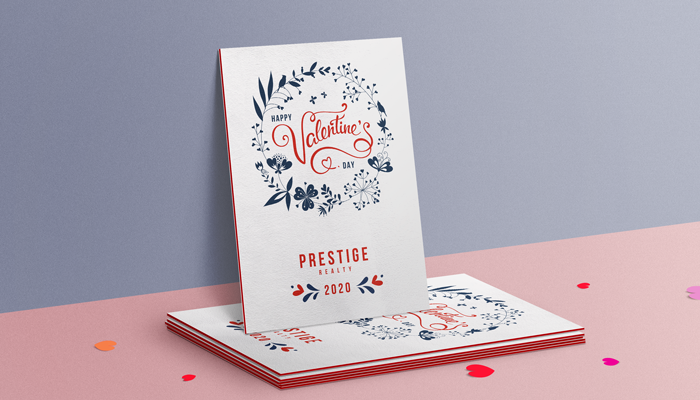 GotPrint Valentine's Day Cards