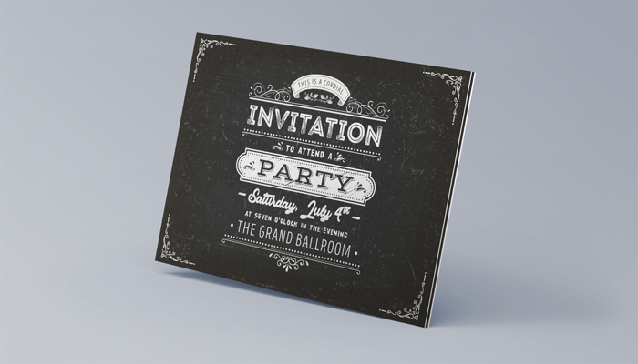 GotPrint Party Invitations