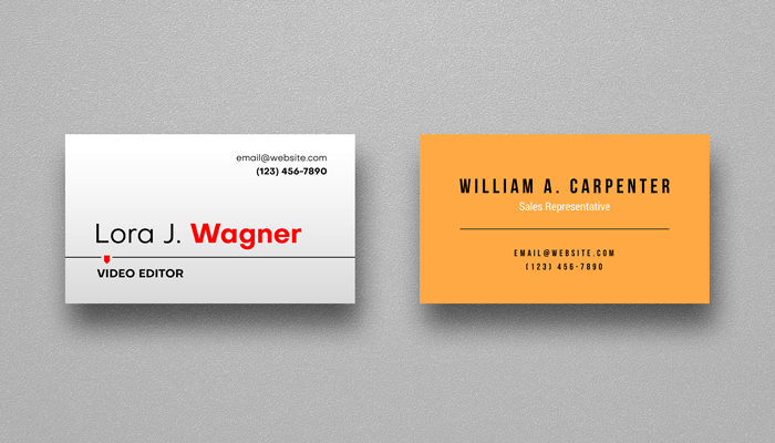 GotPrint Business Cards