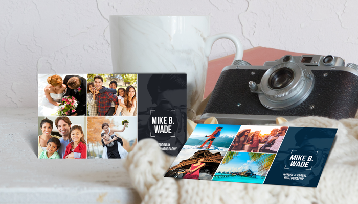 GotPrint Photo Business Cards